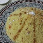 Couscous Seffa-Seffeth