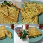 Omeletjes bakken !