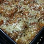 Lasagne met Groenten