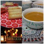 Harira en Ramadanhapjes