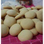 Kokoskoekjes Traditioneel voorbereiding 2