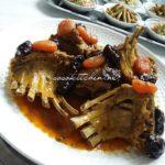 Marmita-Tajine Lamsvlees met Abrikozen en Pruimen