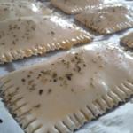 Bladerdeeghapjes met Kip/Tonijn-Groenten voorbereiding