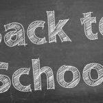 Back to School: Veel Succes !