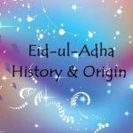 Wat is 'Eid ul Adha' ?