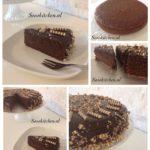Chocoladetaart Collage