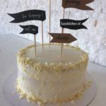Carrot Cake-Worteltaart-Rueblitorte-Rüblitorte