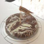 Chocoladetaart Marmer
