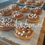 Kaneelbroodjes-Cinnamonrolls met Kandijsuiker
