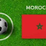 Eindstand Portugal – Marokko 1 – 0