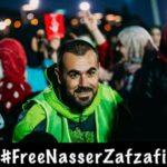 Nasser Zafzafi Is Door Naar De Finale Sacharov !