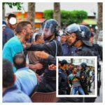Demonstratie Gisteren In Nador Voor Vrijlating Politieke Gevangenen