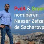Nasser Zafzafi Voor Sacharovprijs