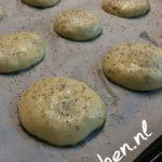 Broodjes-Bojos-Pogaca Met Gehaktvulling In De Maak