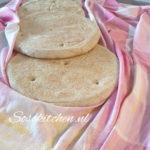 Marokkaans Brood Met Gerstemeel
