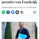 Franse Regering Stapt Op!