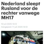 Zes Jaar Later: MH17