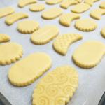Zandkoekjes-Gâteau Sablé-Butterkekse/Butterplätzchen