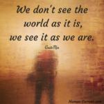 The World…