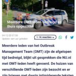 Meerdere OMT-Leden Bedreigd En Thuis Opgezocht