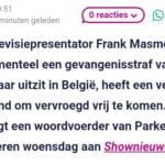 Frank Masmeijer Dient Verzoek In Voor Vervroegde Vrijlating