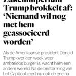 Zakenimperium Trump Brokkelt af: 'Niemand Wil Nog Met Hem Geassocieerd Worden'