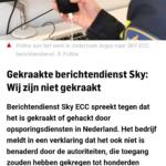 Gekraakte Berichtendienst Sky: Wij Zijn Niet Gekraakt