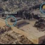 Jeruzalem. Al Aqsa Moskee: Verschil