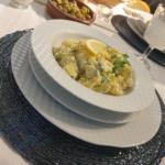 Aardappelsalade Met Vis