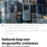 Invallen En Arrestaties In Europese Landen Na Gezamenlijke Politieactie